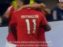 Benfica Lizbona 2:0 FK Astana