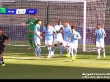Manchester City U19 4:1 Juventus Turyn U19