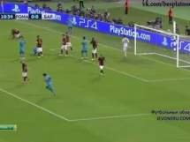 AS Roma 1:1 FC Barcelona