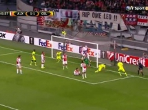 Ajax Amsterdam 2:2 Celtic