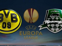 Borussia Dortmund 2:1 FK Krasnodar