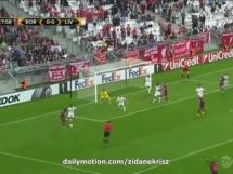 Bordeaux 1:1 Liverpool
