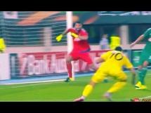 Rapid Wiedeń 2:1 Villarreal CF