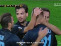 Dnipro 1:1 Lazio Rzym