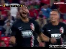 Athletic Bilbao 3:1 Augsburg