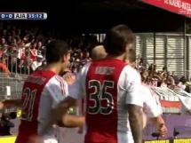 Excelsior Rotterdam 0:2 Ajax Amsterdam
