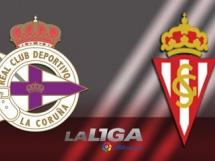 Deportivo La Coruna 2:3 Sporting Gijon