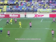 Villarreal CF 3:1 Athletic Bilbao