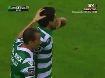 Sporting Lizbona - Nacional Funchal