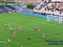 Angers 0:0 Reims