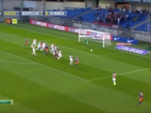 Montpellier 2:3 AS Monaco