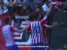 Sporting Gijon 1:2 Betis Sewilla