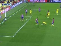 Villarreal CF 1:0 Atletico Madryt