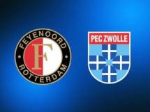 Feyenoord 2:0 PEC Zwolle