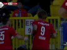 Lokeren 0:1 Club Brugge