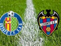 Getafe CF 3:0 Levante UD