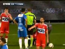 KV Kortrijk 1:0 Genk