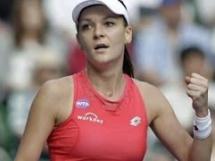 Agnieszka Radwańska 2:0 Belinda Bencic
