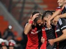 Estudiantes La Plata 0:2 Newells Old Boys