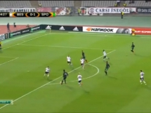 Besiktas Stambuł 1:1 Sporting Lizbona