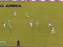 Lazio Rzym 3:2 Saint Etienne
