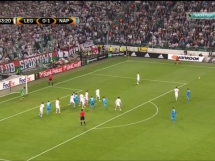 Legia Warszawa 0:2 Napoli