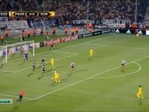 PAOK Saloniki 1:1 Borussia Dortmund