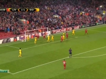 Liverpool 1:1 FC Sion