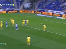 Espanyol Barcelona 1:2 Sporting Gijon