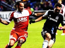 Chicago Fire 3:1 New England Revolution