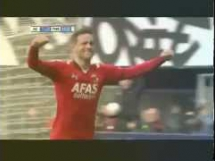 AZ Alkmaar 3:1 Twente