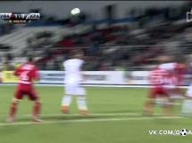 Ufa 1:1 FK Krasnodar