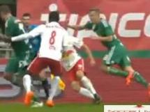 Rapid Wiedeń 1:2 Red Bull Salzburg