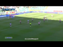 US Palermo 2:4 AS Roma
