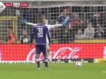 Bramkarz Mechelen obronił trzy karne w meczu
