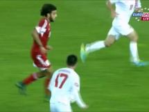 Gruzja 4:0 Gibraltar