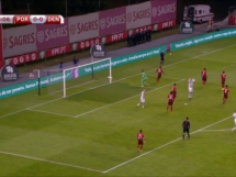 Portugalia 1:0 Dania