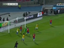 Chile 2:0 Brazylia