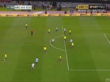 Argentyna - Ekwador 0:2