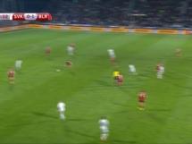 Słowacja - Białoruś 0:1