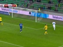 Słowenia 1:1 Litwa