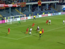 Czarnogóra 2:3 Austria