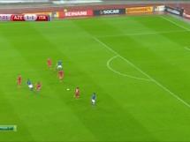 Azerbejdżan 1:3 Włochy