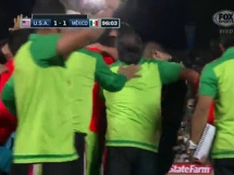 Meksyk 1:1 USA