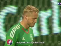 Dania 1:2 Francja