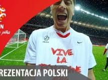 Radość Polaków po awansie na Euro 2016!