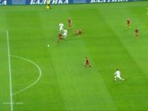 Rosja 2:0 Czarnogóra