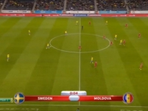 Szwecja 2:0 Mołdawia