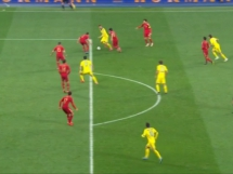 Ukraina 0:1 Hiszpania