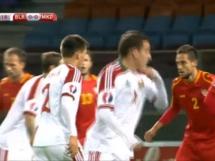 Białoruś 0:0 Macedonia